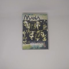 Dvd - Maná - Unplugged