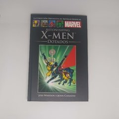 Libro - Astonishing X- Men Dotados - Marvel