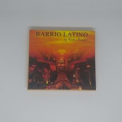 Cd Doble - Barrio Latino By Carlos Campos