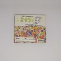 Cd - Splendor In The Grass - Pink Martini - comprar online