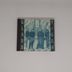 Cd - Glass Tiger - The Thin Red Line