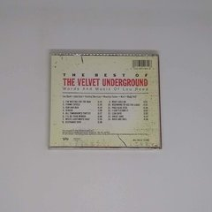 Cd - The Velvet Underground - The Best Of - comprar online