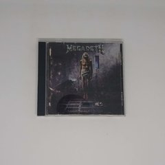 Cd - Megadeth - Countdown To Extinction (made In Uk)