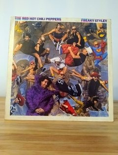 Vinilo - The Red Hot Chili Peppers - Freaky Styley