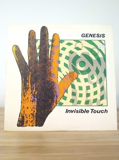 Vinilo - Genesis - Invisible Touch