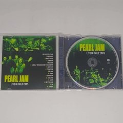Cd - Pearl Jam - Live In Chile 2005 en internet