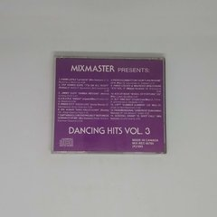 Cd - MixMaster - Dancing Hits Vol. 3 - comprar online
