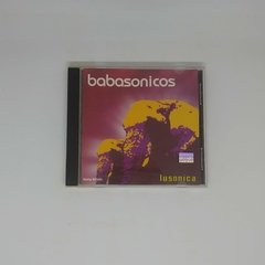 Cd- Babasonicos- Lusonica