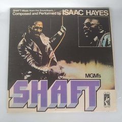 Doble Vinilo - Isaac Hayes - Shaft