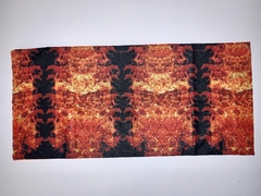 Cuello Multifuncion Tipo Buff SIN COSTURA Sublimado Fuego Ardiente - comprar online