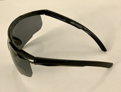 Lentes Color Negro UV 400 protection Running Bike Trail Unisex Modelo Paris - tienda online