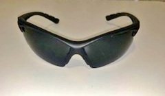 Lentes Negros UV 400 protection Ciclismo Running Trail Casual - comprar online