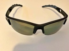 Lentes color negro vivos Gris Polarizados UV 400 protection Bicicleta Running Trail Tria Casual - comprar online