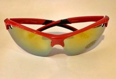 Lentes color Rojo UV 400 Protection Running Trail Ciclismo Triatlon