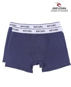 BOXER COLOR X2 PACK AZUL RIP CURL 20/07235