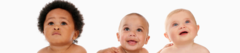 Banner for category Products for your Baby