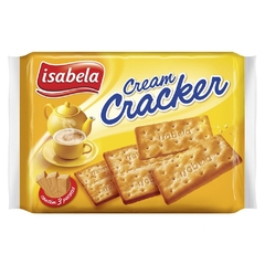 Biscoito Isabela Cream Cracker 400g