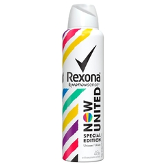 Desodorante Aerossol Rexona Now United 150ml
