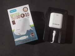 KIT CARREGADOR  TURBO 3,0 MICRO USB