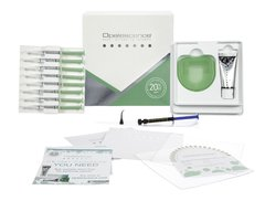 OPALESCENCE 20% PF MINT DOCTOR KIT ULTRADENT Blanqueamiento ambulatorio