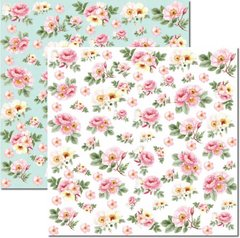 Papel - Rose e Mint 1 - Arte Fácil
