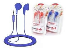 Auricular Maxell StereoBuds EB-95 - comprar online