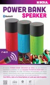 POWERBANK 2000MAH SOUL SPEAKER PLT-5B089BT