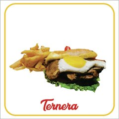 BIFECITOS DE TERNERA (sandwich)