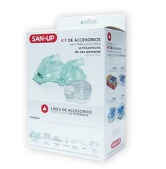 Kit de accesorios Nebulizador Ultrasonico  San Up