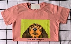 Tshirt - I'll be watching you - Bru Alarcon Store
