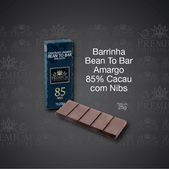Barrinha Bean To Bar 85%