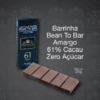 Barrinha Bean To Bar Amargo 61% Cacau Zero