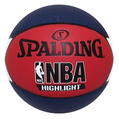 PELOTA SPALDING HIGHLIGHT TRICOLOR N°7