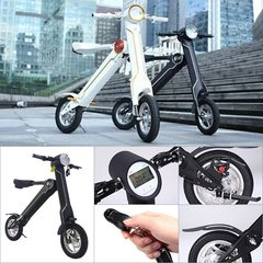 SCOOTER ELECTRICO PLEGABLE - 1000ventas