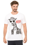 T-SHIRT THE REBEL GIRAFFE
