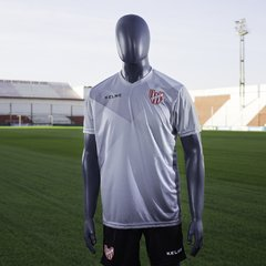 REMERA PRE MATCH GRIS en internet
