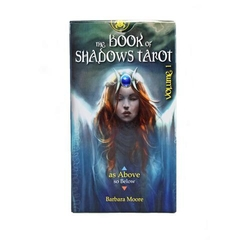 THE BOOK OF SHADOWS TAROT VOL 1