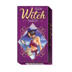TEEN  WITCH TAROT