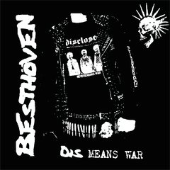 BESTHÖVEN - Dis Means War - CD