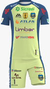 Kit Infantil do UNIFORME OFICIAL - Verde/Azul