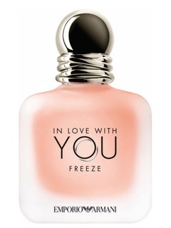 Armani in love with you freeze EDP