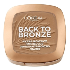 L'oreal Back to Bronze matte