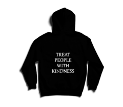 Buzo de frisa - Harry Styles - Treat people with kindness - comprar online