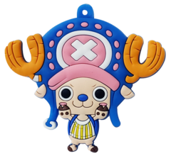 Llavero de Silicona - One Piece - Chopper