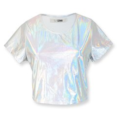Remera Shelley Holografico