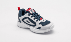 Fila - Attrek White/Navy/Red - comprar online