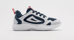 Fila - Attrek White/Navy/Red
