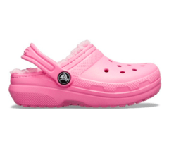 Crocs - Classic Lined Clog Kids en internet