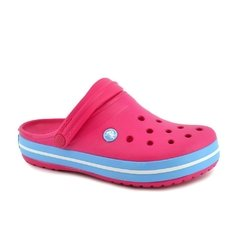 Crocs - Crocband Candy Pink/Bluebell