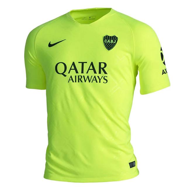 paz Inclinado Viaje  Camiseta Nike Oficial Alternativa 3rd 2018 2019 Stadium Boca Juniors